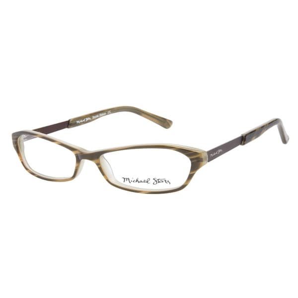 Michael Stars Social Status Honeycomb Prescription Eyeglasses