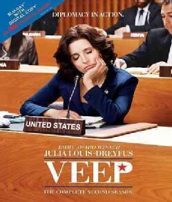 Veep: Complete Second Season (Blu-ray Disc)