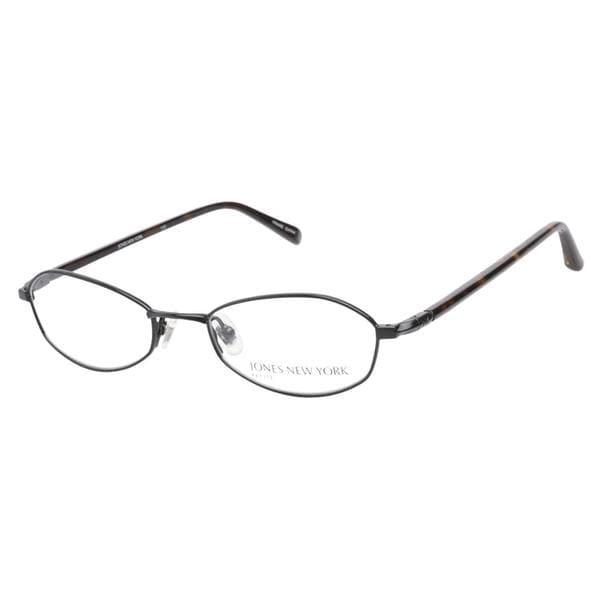 Jones New York Petite 114 Black Prescription Eyeglasses