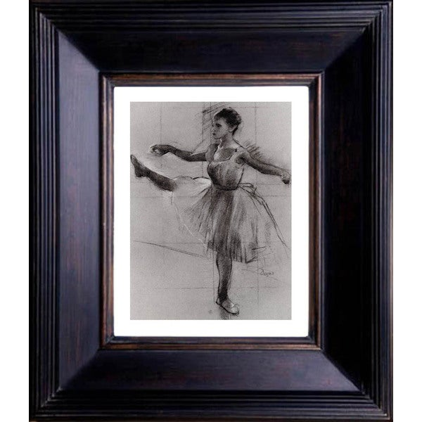 "Edgar Degas ""Study for Rehearsal"" Giclee Framed"