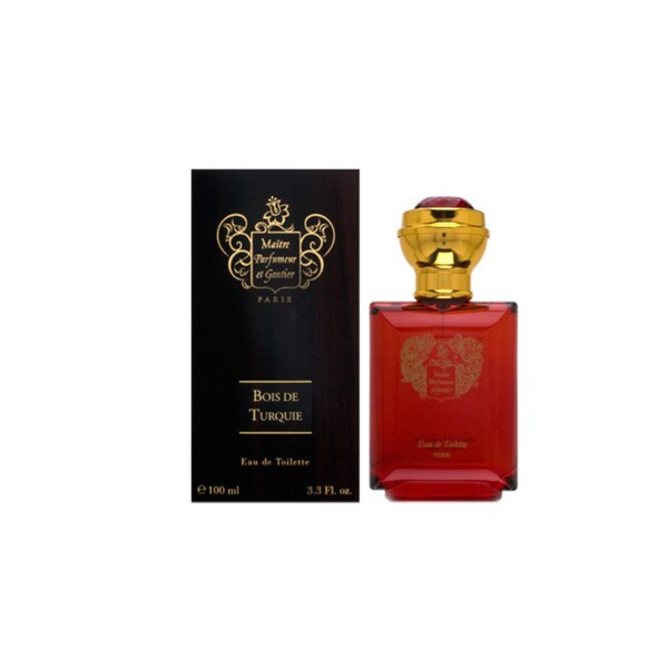 Maitre Parfumeur Et Gantier Bois de Turquie Men's 3.3-ounce Eau de Toilette Spray