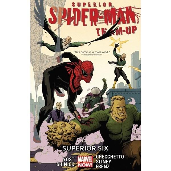 Superior Spider-Man Team-Up 2: Superior Six (Paperback) 12179487