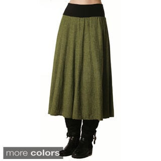 Handcrafted Women's Vertical Skirt (Nepal)