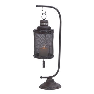 Old-world Style Candle Lantern with Holder