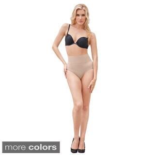 Julie France Leger Mid-waist Compression Thong Shaper