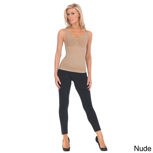 Julie France Body Shapers Leger Ultra Firm Control Tank Top Shaper