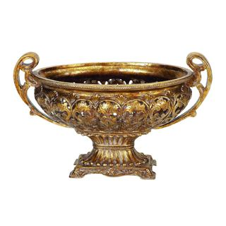 Classically Elaborate Baroque Ornamental Bowl