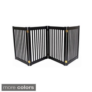Highlander 4-panel Free-standing EZ Pet Gate