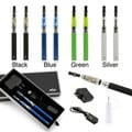 Gearnic eGo Vaporizer 1100mAh Battery Double Pen Kit Gift Box Packaging