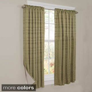 Francesca Thermal Shield 63 inch Energy Window Curtain