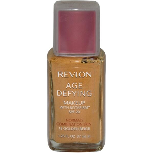 Revlon Age Defying Golden Beige Makeup for Normal/Combination Skin