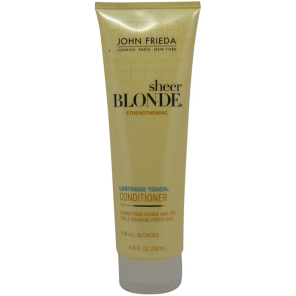 John Frieda Sheer Blonde Lustrous 8.45-ounce Conditioner 12180674