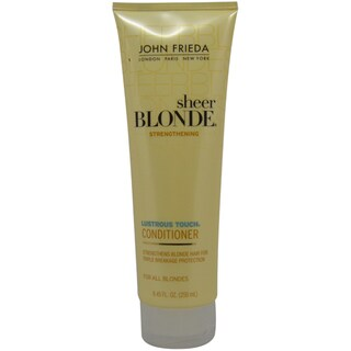 John Frieda Sheer Blonde Lustrous 8.45-ounce Conditioner