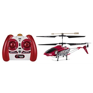 NBA Miami Heat Lebron James Metal 3.5CH RC Helicopter