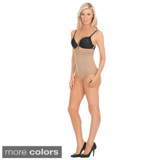 Julie France Leger Seamless Compression High-waist Panty Shaper