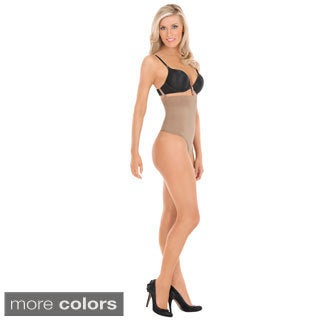 Julie France Leger Seamless High-waist Thong Shaper