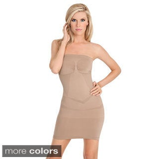 Julie France Body Shapers Regular Firm Control Strapless Dress Shaper