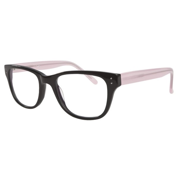 Love L746 Black Pink Prescription Eyeglasses