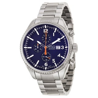 ESQ by Movado Men's 'Catalyst' Stainless Steel Chronograph Watch