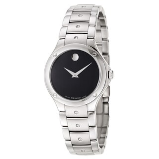 Movado Women's 'Sports Edition' Stainless Steel Swiss Quartz Watch