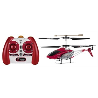 NBA Miami Heat Metal 3.5CH RC Helicopter