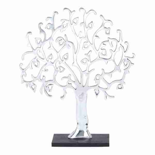 Aluminium Decor Tree Robust and Durable Construction