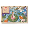 Melissa & Doug Lily Pad Journey Wooden Jigsaw Puzzle (96-Piece)