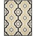 Safavieh Handmade Moroccan Chatham Ivory Wool Area Rug (6' x 9')