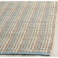 Safavieh Handwoven Cape Cod Gray Jute Area Rug (3' x 5')