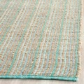 Safavieh Handwoven Cape Cod Green Jute Area Rug (3' x 5')
