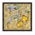 Giovanni 'Vintage Blossoms I' Framed Art Print