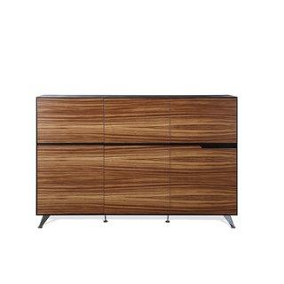 Jesper Office 400 Wood Storage Cabinet