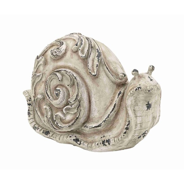 Weathered Cream Garden Snail
