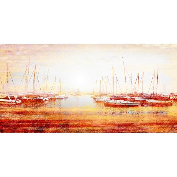 Parvez Taj 'Rest Spot' Canvas Print