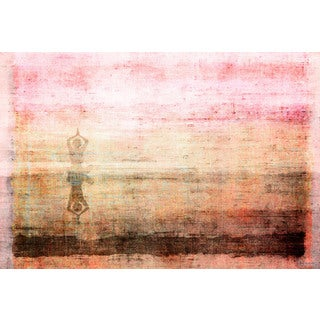 Parvez Taj 'Yoga' Canvas Print