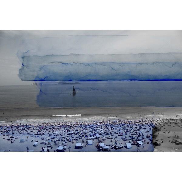 Parvez Taj 'Ipanema' Canvas Print