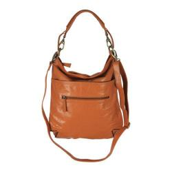 Women's Latico Francesca Hobo 7969 Saddle Leather