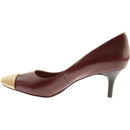 Women's Nine West Miralux Wine Leather