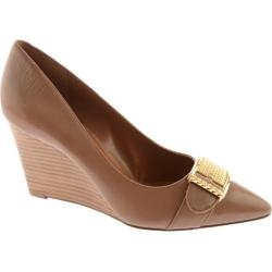 Women's Nine West Wirca Taupe Leather