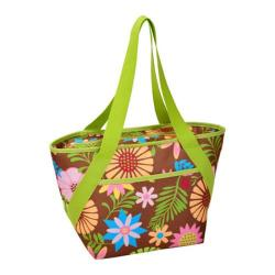 Picnic at Ascot Small Cooler Tote Floral