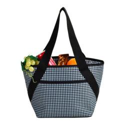 Picnic at Ascot Small Cooler Tote Houndstooth