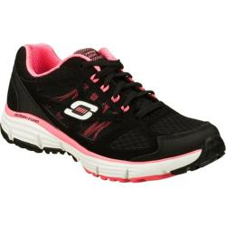 Women's Skechers Alignment Full Effect Black/Pink