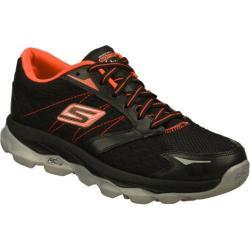 Men's Skechers GOrun Ultra Black/Red