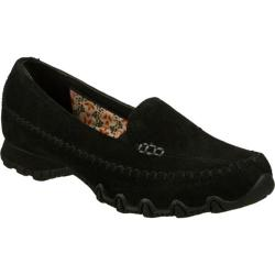 Women's Skechers Relaxed Fit Bikers Pedestrian Black