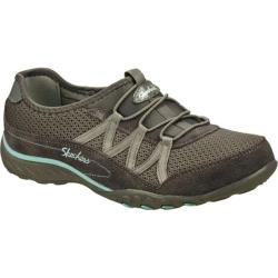 Women's Skechers Relaxed Fit Breathe Easy Relaxation Gray