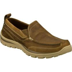 Men's Skechers Relaxed Fit Superior Gains Desert