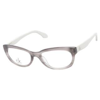 Calvin Klein CK5728 097 Slate Prescription Eyeglasses