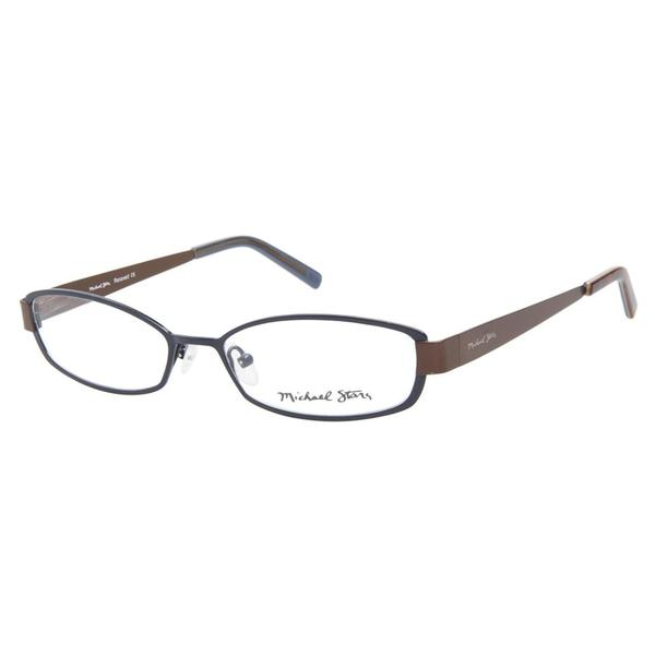 Michael Stars Relaxed Lagoon Prescription Eyeglasses