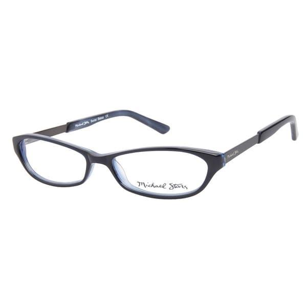 Michael Stars Social Status Bayou Prescription Eyeglasses