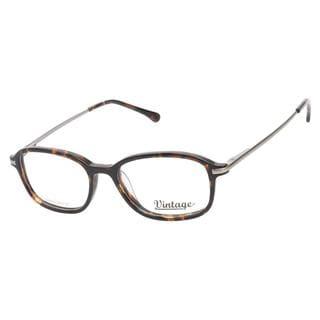 Vintage VN0108 052 Demi Silver Prescription Eyeglasses